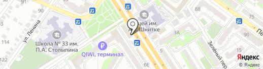 Центрофинанс Групп на карте Энгельса