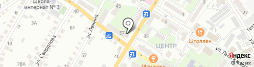 Гарант-Сервис на карте Энгельса