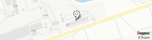 Компаунд на карте Энгельса
