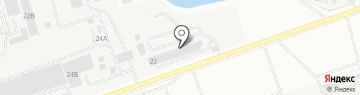 Городское хозяйство, МБУ на карте Энгельса
