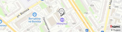 ЦентрПроектСтройГрупп на карте Энгельса
