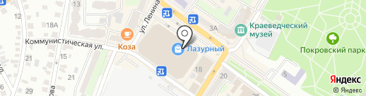 Ценопад.ru на карте Энгельса