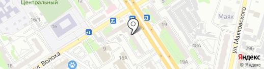 ПокровскИнфо на карте Энгельса