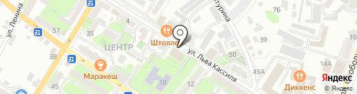 Энгельс Тепло Сервис на карте Энгельса