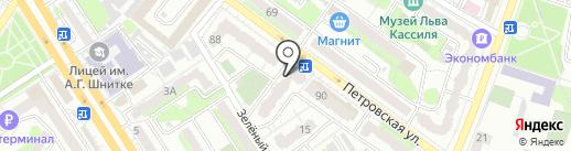 Мебельный магазин на карте Энгельса