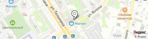 FixPrice на карте Энгельса