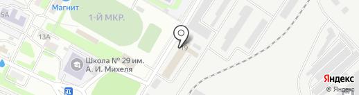Алекс XXI на карте Энгельса