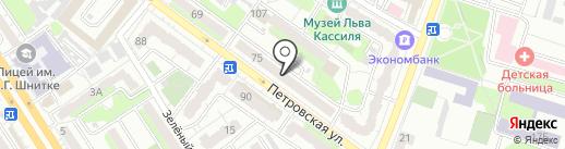 АЙ ТИ ТРЕНД на карте Энгельса