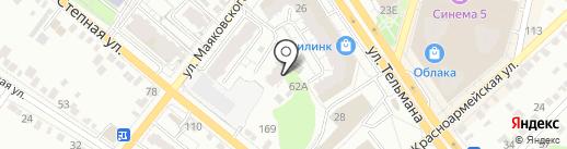 Тельмана-26, ТСЖ на карте Энгельса