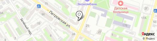 АКБ Связь-банк, ПАО на карте Энгельса