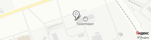 Фасад Спец Строй на карте Энгельса