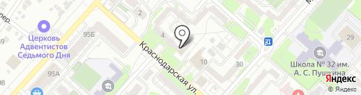 Виктория, ТСЖ на карте Энгельса