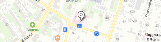 ФАРМВОЛГА на карте Энгельса