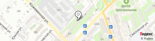 Научно-производственный центр ревитализации и здоровья на карте Энгельса