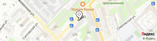 O`stin на карте Энгельса