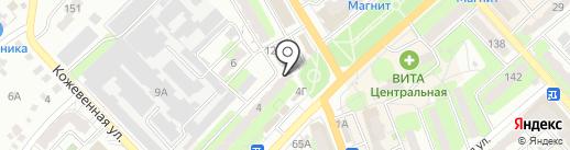 Ломбард 911 на карте Энгельса