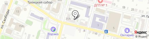 Строй-Сервис-2 на карте Энгельса