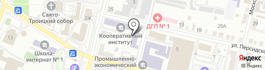 Вита-Авто на карте Энгельса