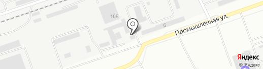 Строительно-монтажная фирма на карте Энгельса