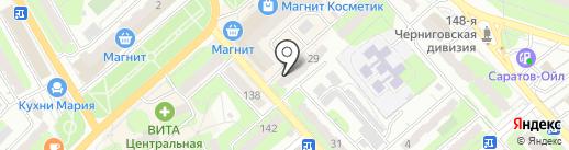 МигКредит на карте Энгельса