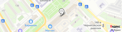 ТехПласт на карте Энгельса