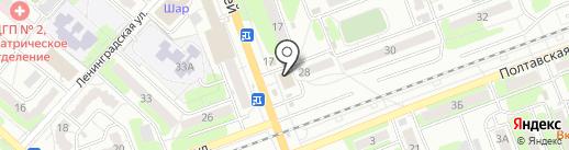Магазин игрушек на карте Энгельса