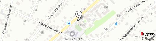 Школа парикмахерского искусства Богдасаровой на карте Энгельса