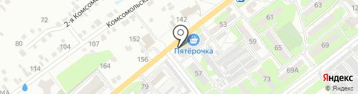 Дар Хаус на карте Энгельса