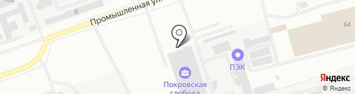 Универсал-Спецтехника на карте Энгельса
