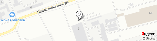 Покровская слобода на карте Энгельса
