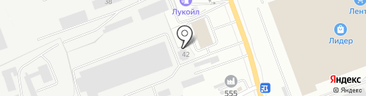 РосБытХим на карте Энгельса