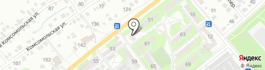 ТСЖ №57 на карте Энгельса