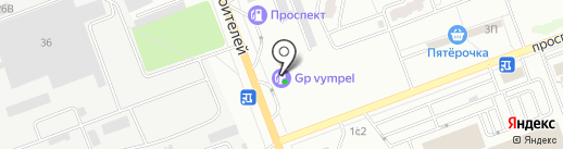 GP Vympel на карте Энгельса