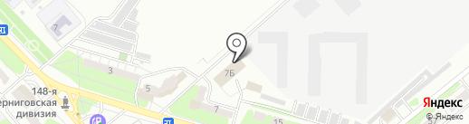 Банкетный зал на карте Энгельса