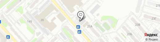 ТЕХНОФЛЕКС на карте Энгельса