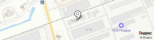 ГАЗТОРГ на карте Энгельса