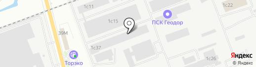 Росэнергоюг на карте Энгельса
