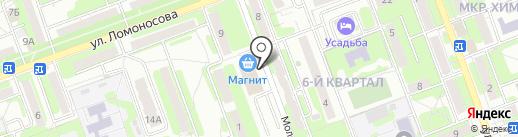 Магазин табачных изделий на карте Энгельса