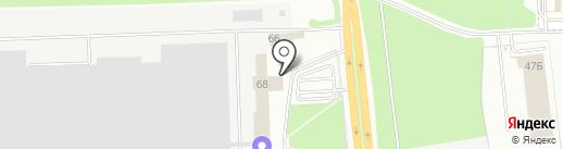 Банкомат, Банк Финсервис на карте Энгельса