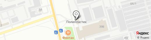 Ти Косс на карте Энгельса