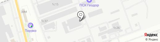 МЕБЕЛЬНАЯ ФАБРИКА АПРИОРИ на карте Энгельса