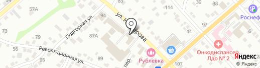 Деталька на карте Энгельса