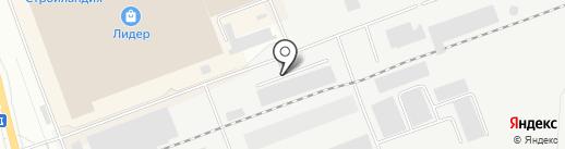 МеталлСервис Групп на карте Энгельса