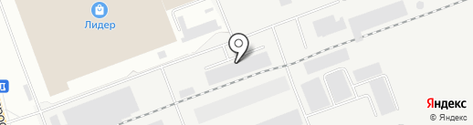 Автор на карте Энгельса
