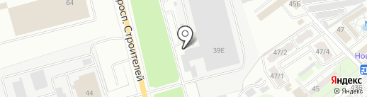 Центр на карте Энгельса