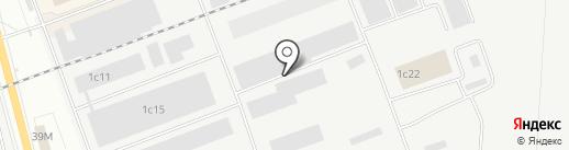 ПСК Геодор на карте Энгельса