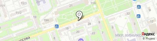 Настенька на карте Энгельса