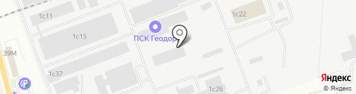 VR64 на карте Энгельса