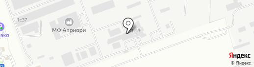 Молвест, ЗАО на карте Энгельса