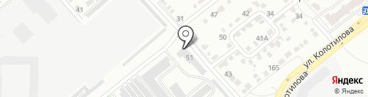 Профиль Декор на карте Энгельса